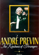 Andre Previn: The Kindness Of Strangers Movie