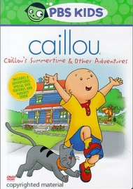 Caillous Summertime And Other Adventures Movie