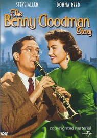 Benny Goodman Story, The Movie