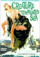 Creature From The Haunted Sea (Alpha) Movie