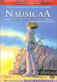 Nausicaa Of The Valley Of The Wind Movie
