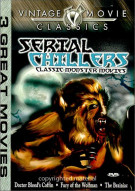 Vintage Movie Classics: Serial Chillers - Classic Monster Movies Movie