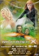 Mutant X: Season Two - Discs 5 & 6 Movie