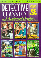 Detective Classics (6 DVD Box Set) (Alpha) Movie