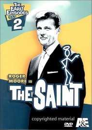 Saint, The: The Early Episodes - Set 2 Movie