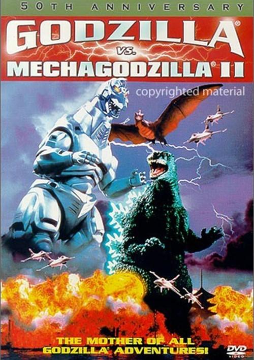 Godzilla Vs. Mechagodzilla II Movie