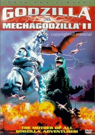 Godzilla Vs. Mechagodzilla II Movie