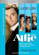 Alfie (Fullscreen) Movie