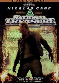 National Treasure (Fullscreen) Movie