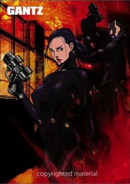 Gantz: Volume 7 - Fatal Attractions (with Art Box) Movie