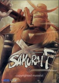Samurai 7: Volume 3 - From Farm To Fortress Movie