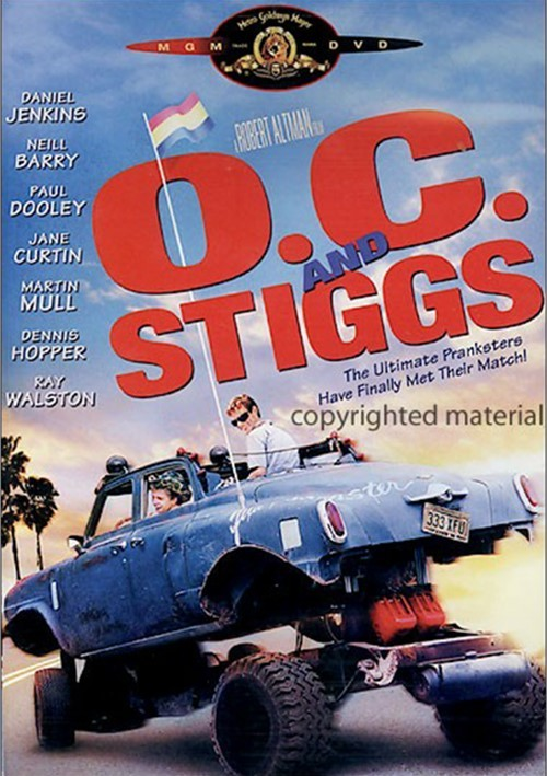 O.C. And Stiggs Movie