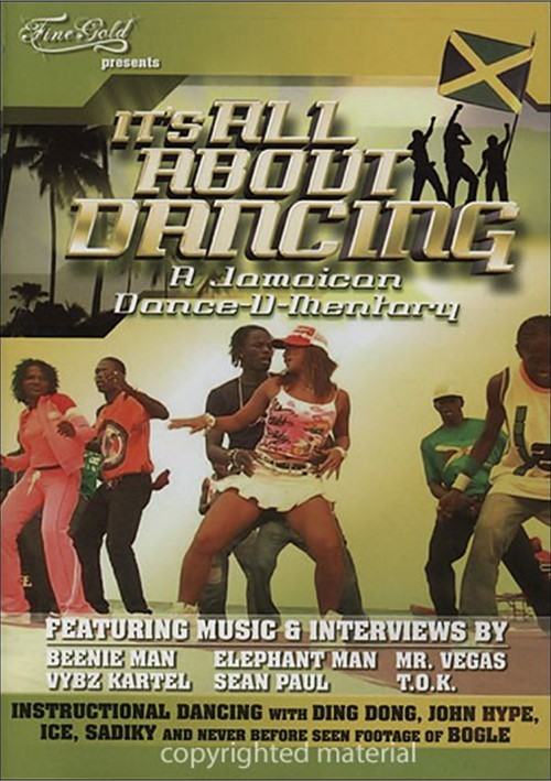 its all about dancing jamaican dancehall style dvd 2005
