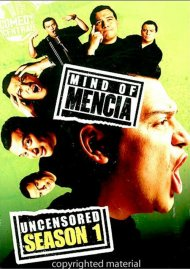 Mind Of Mencia: Season 1 Uncensored Movie