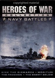 Heroes Of War Collection: Navy Battles Movie