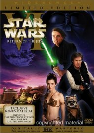 Star Wars Episode VI: Return Of The Jedi (Widescreen) Movie