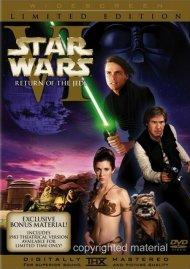 Star Wars Episode VI: Return Of The Jedi (Widescreen) Movie