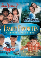 Family Favorites 4 Movie Collection Movie