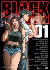 Black Lagoon: Volume 1 Movie