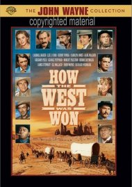 How The West Was Won Movie