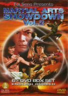 Martial Arts Showdown: Volume 2 Movie