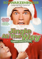 Jingle All The Way: Family Fun Edition Movie