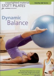 Stott Pilates: Dynamic Balance Movie