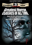 Night Of The Living Dead / Carnival Of Souls / The Satanic Rites Of Dracula Movie