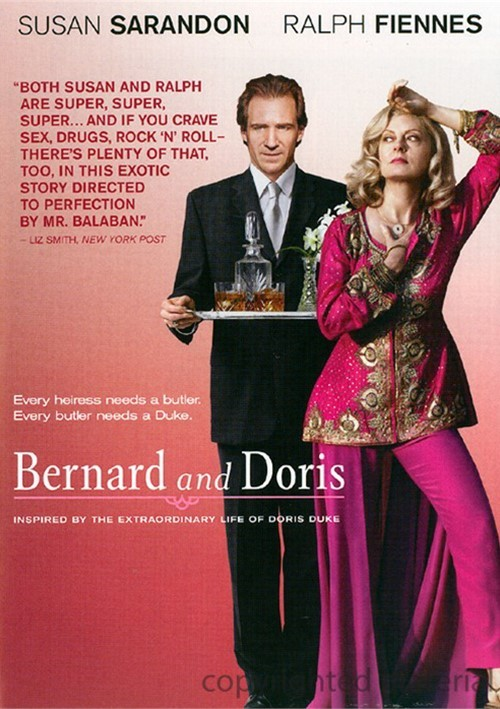 Bernard And Doris Movie