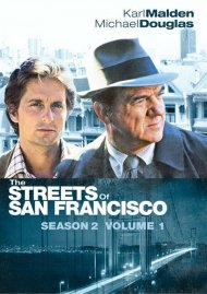 Streets Of San Francisco, The: Season 2 - Volume 1 Movie