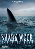 Shark Week: Ocean Of Fear Movie