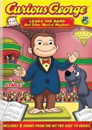 Curious George: Leads The Band And Other Musical Mayhem Movie