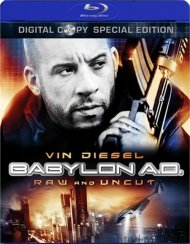 Babylon A.D.: Raw And Uncut - Special Edition Blu-ray