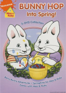 Max & Ruby: Bunny Hop Into Spring! 3 DVD Collection Movie