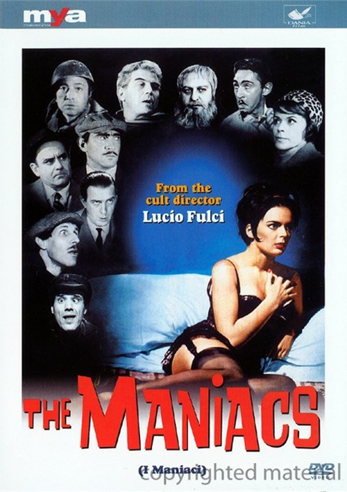 Maniacs, The Movie