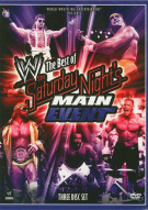 WWE: Best Of Saturday Nights Main Event Movie