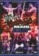 WWE: Best Of Saturday Nights Main Event Movie