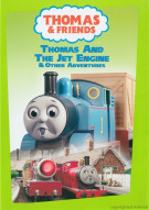 Thomas & Friends: Thomas & The Jet Engine And Other Adventures Movie