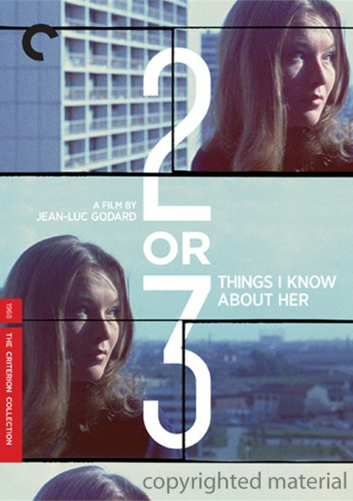 2 Or 3 Things I Know About Her: The Criterion Collection Movie