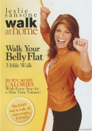 Leslie Sansone: Walk At Home - Walk Your Belly Flat Movie