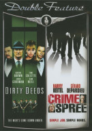 Gangsters Double Feature Movie