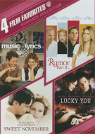 4 Film Favorites: Romance Collection Movie