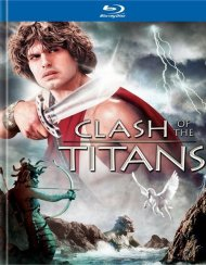 Clash Of The Titans Blu-ray