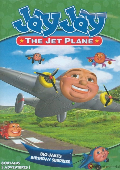 Jay Jay The Jet Plane: Big Jakes Birthday Surprise Movie