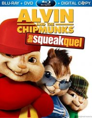 Alvin And The Chipmunks: The Squeakquel Blu-ray