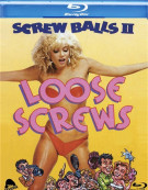 Screw Balls II: Loose Screws Blu-ray