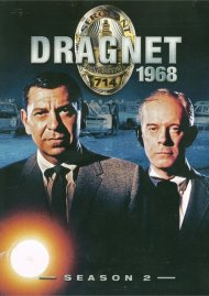 Dragnet 1968: Season 2 Movie