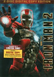 Iron Man 2: Digital Copy Edition Movie