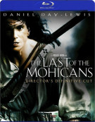 Last Of The Mohicans, The: Directors Definitive Cut Blu-ray