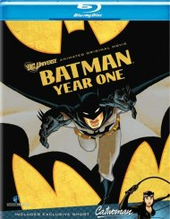 Batman: Year One Blu-ray